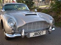 James Bond Aston Martin DB5 on Auction