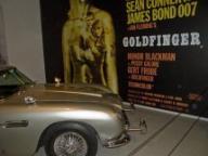 Aston Martin DB5 at Louwman Museum