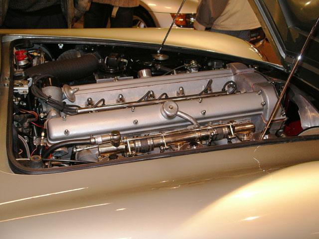 Bmt 216a A Genuine James Bond Car In Denmark